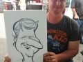 Fun Day caricatures