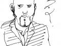 George by Gryf Rhys Jones
