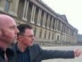 Caricaturists in Paris