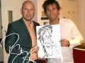 Pat Cash caricature