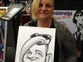 Tattoo Show caricature 19