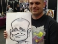 Tattoo Show caricature 63