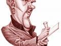 George self caricature