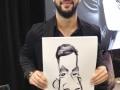 Thomas Sabo VIP caricatures