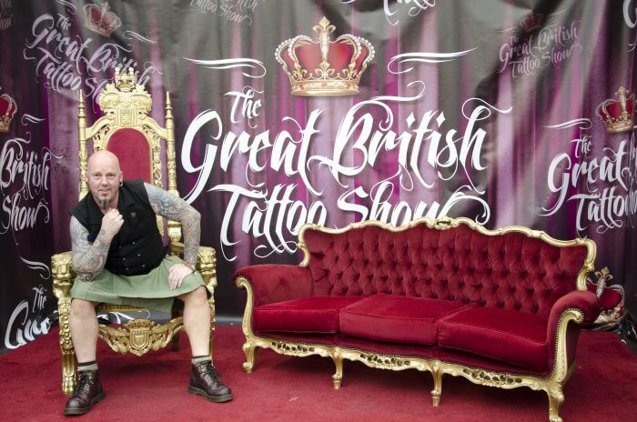King of the Tattoo Show