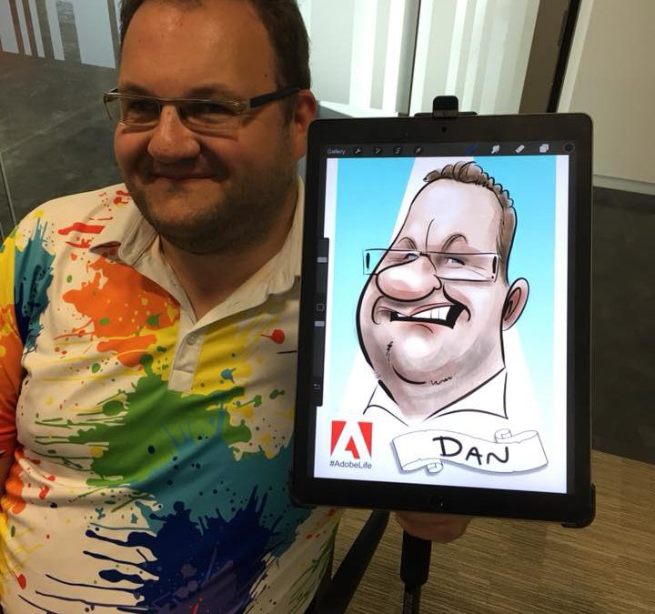 Spot On Tips – Digital caricatures