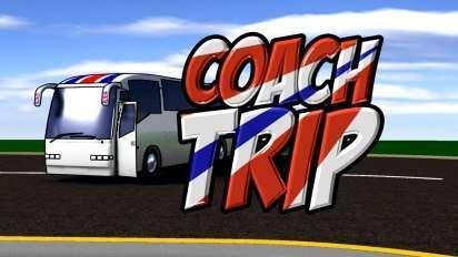 TV Coach Trip caricaturist…
