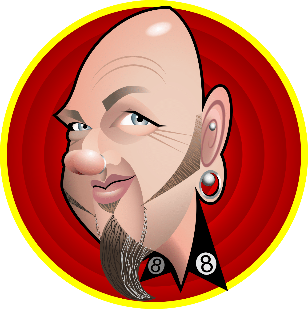 spot on caricatures, London caricaturist for hire, party caricatures