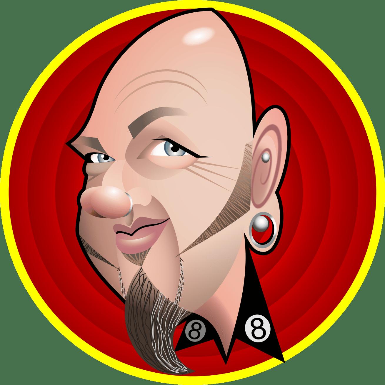 live caricatures
