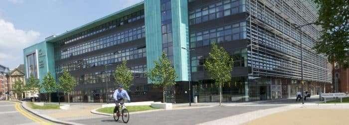 Hugh-Aston-Building