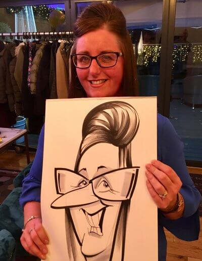 Birmingham caricature