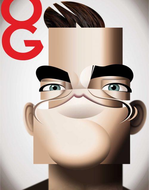 Robbie Williams GQ